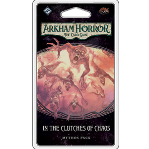 Union and Disillusion Mythos Pack for Arkham Horror LCG